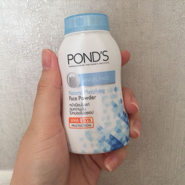 Ponds face powder