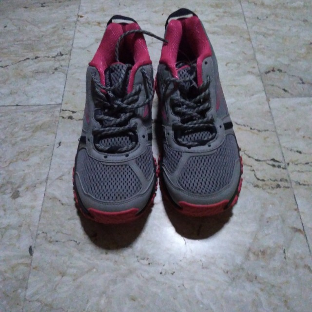Reebok Trail Running Shoes Womens Fashion Shoes On Carousell