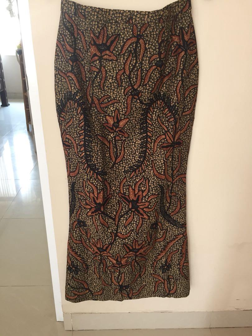 Rok Batik Model Duyung Women S Fashion Women S Clothes Dresses