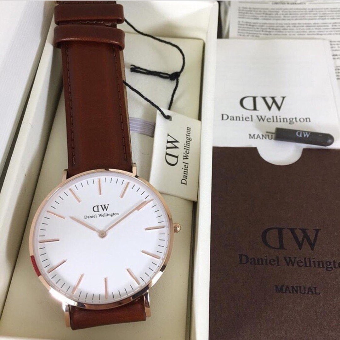 3ce14715f33c SALE!! DW Daniel Wellington watch brand new