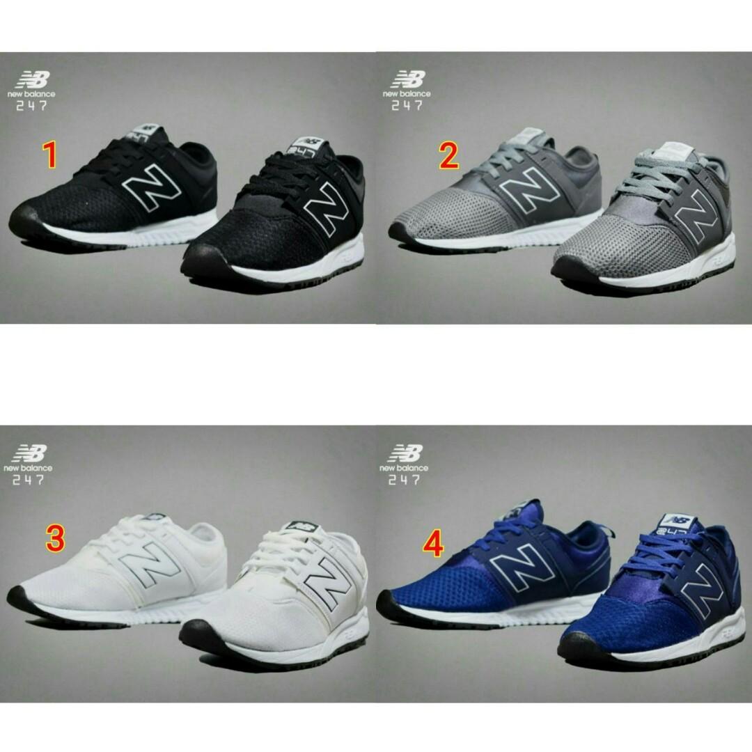 Sepatu new balance nb pria cowok original asli ori terbaru 2018 ... 2a05564d41