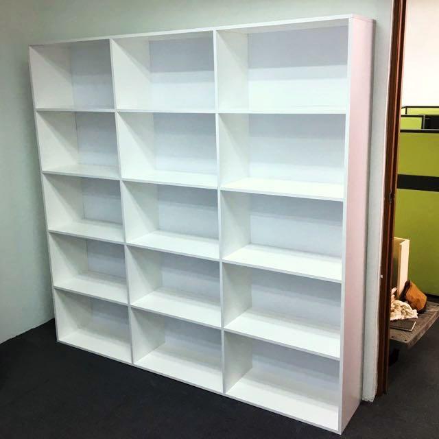 photo photo photo photo & Sturdy Minimalist Bookshelf Furniture Shelves \u0026 Drawers on Carousell