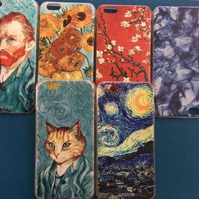 Van Gogh Iphone 6Plus cases