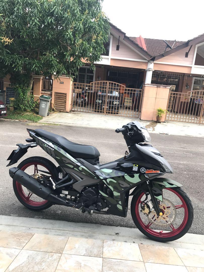 yamaha sniper 150, Motorbikes, Motorbike Accessories on