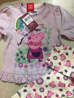 Peppa Pig 2-3 years Pyjama