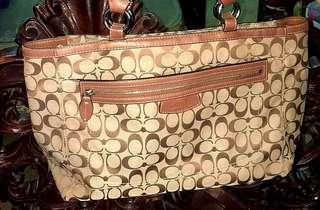 Japan Preloved Coach bag