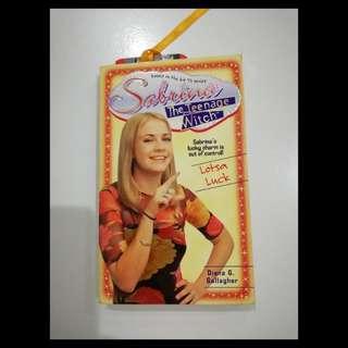 Sabrina The Teenage Witch - Lotsa Luck