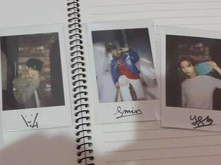 wts/wtt stray kids unveil debut showcase polaroid