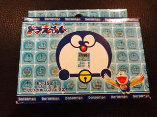 Free delivery!! Doraemon calculator