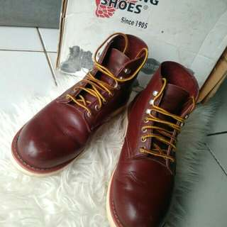 Red wing shoes REPRICE