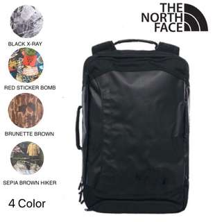 THE NORTH FACE REFRACTOR DUFFEL PACK | DUFFLE PACK |HAVERSACK | BACKPACK  Color : TNF BLACK
