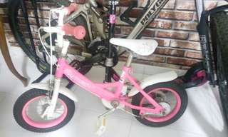 Kids Bicycle for 6 years below