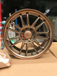 Re30 15 inch sports rim jazz city wira satria * big big offer *