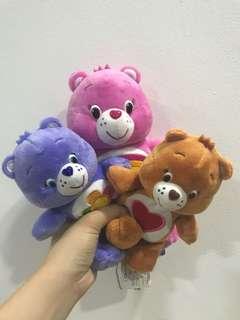 Care Bear Plushie Toy