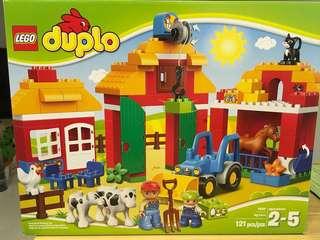 Lego Duplo 10525 Farm Set