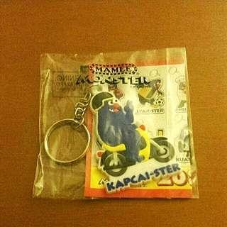🚚 馬來西亞怪獸 MAMEE MONSTER鑰匙圈
