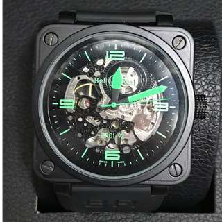 BELL N ROSS AUTOMATIC