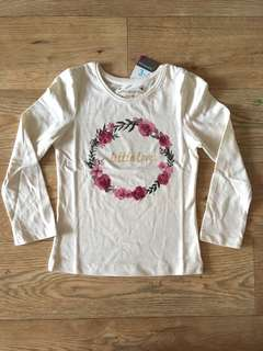 [preorder-april] Primark 1.5-8yrs girls tshirt