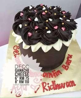 Cake birthday DFCC Sabrina Bakery