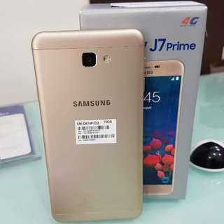 Samsung Galaxy J7 Prime Segel