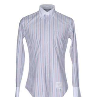 🈹 Thom Browne cufflink men's shirt