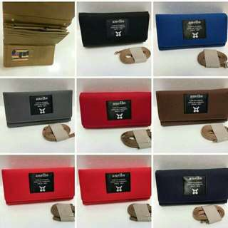 WALLET w/SLING GOOD QUALITY