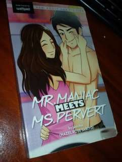 Mr. Maniac meets Ms. Pervert Wattpad