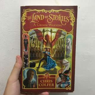 The Land of Stories, A Grimm Warning