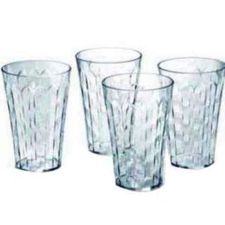 Tupperware Prism Glass  (4) [Limited Edition]
