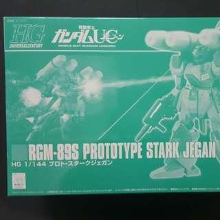 HG 1/144 RGM-89S PROTOTYPE STARK JEGAN