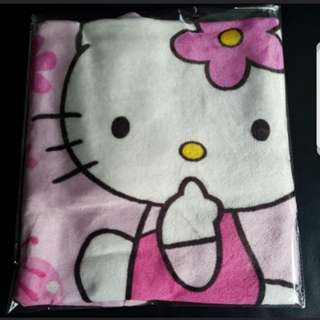 Hello Kitty Baby Fleece Blanket