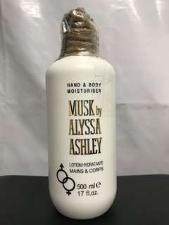 Musk by Alyssa Ashley