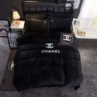Limited Edition Branded Bedding Set