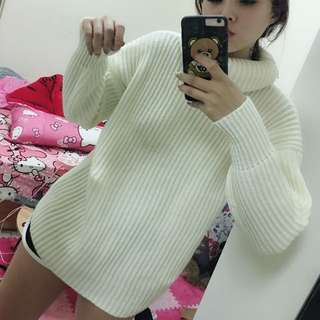 🚚 高領毛衣