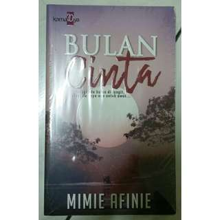 Bulan Cinta (Novel Melayu)