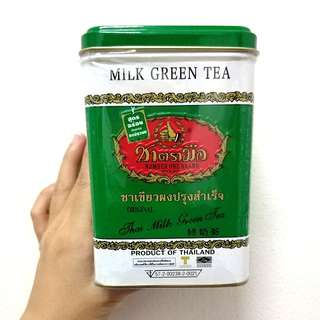THAI MILK GREEN TEA