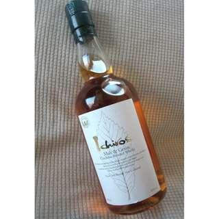 ICHIRO'S 秩父 M&G Malt & Grain Blended Whisky