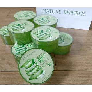 Aloe Vera Nature Republic Original made in Korea