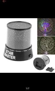 LED Star Light / Lampu LED Bintang