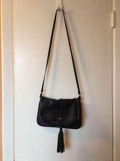 H&M tassel shoulder bag