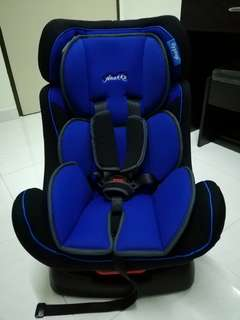 Anakku Car Seat (GROUP 0+,1,2)