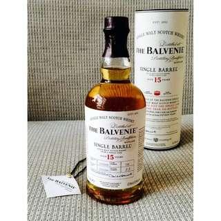 The Balvenie 1994 15yrs Single Barrel Single Malt Whisky