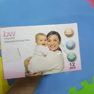 2 box Nursing pads