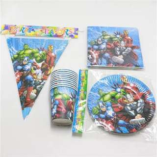 Avengers Party Essentials