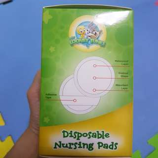 Looney tunes nursing pads