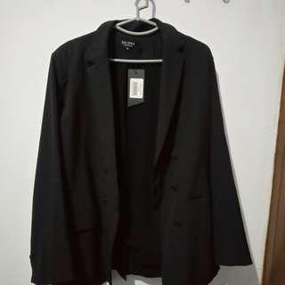 Black Pants Suit