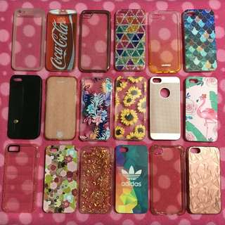 SALE!! Iphone 5s/SE Cases 100 EACH