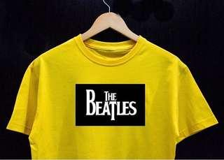 THE BEATLES retro design shirt