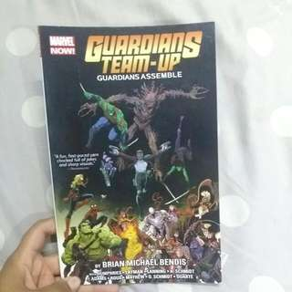 MARVEL Guardians Team-Up - Guardians Assemble