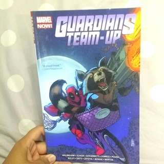 MARVEL Guardians Team-Up - Unlikely Story